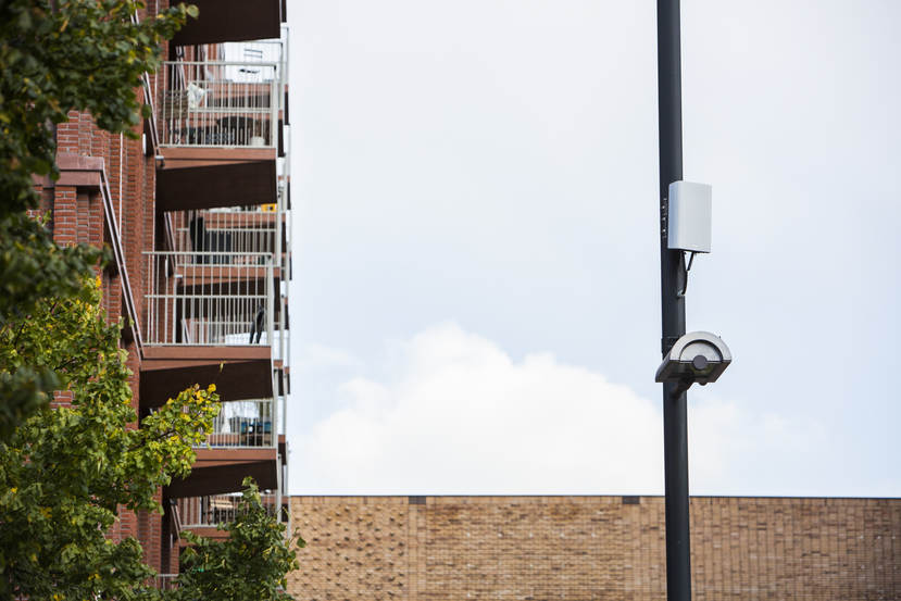 Mobiele communicatie - small cells
