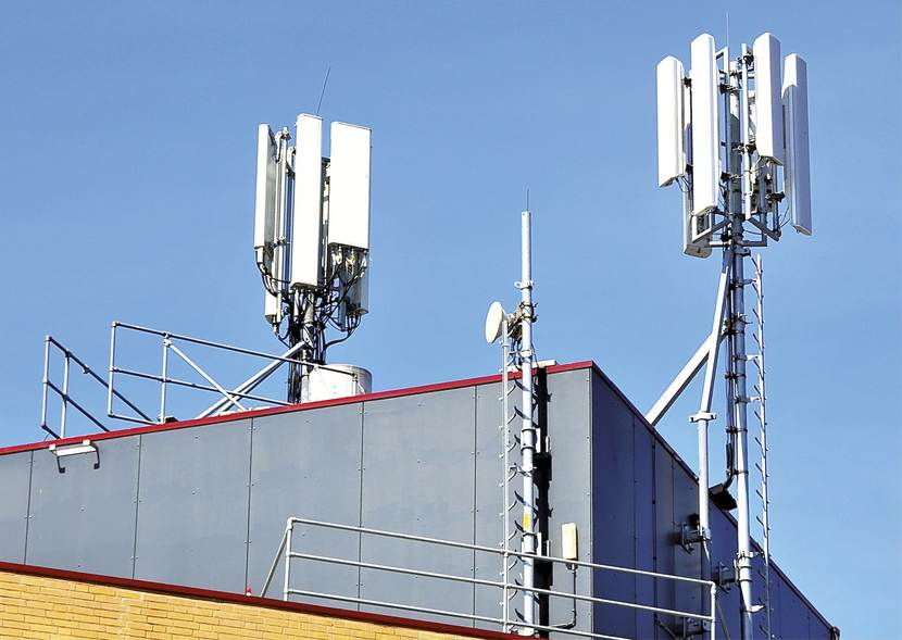 Mobiele communicatie - sectorantennes
